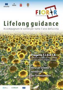 poster Life guidance, Progetto FIORIR
