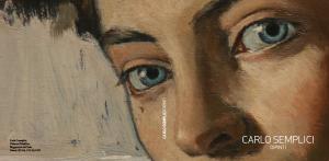 copertina catalogo Carlo Semplici