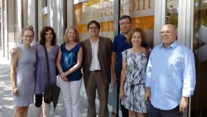 Il team del progetto KeyWay